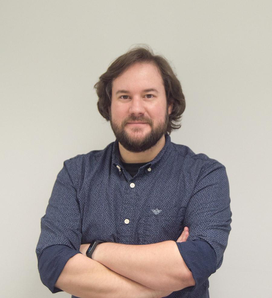 Daniel Rouzaut, Social Media y Community Managment de e-Darwin