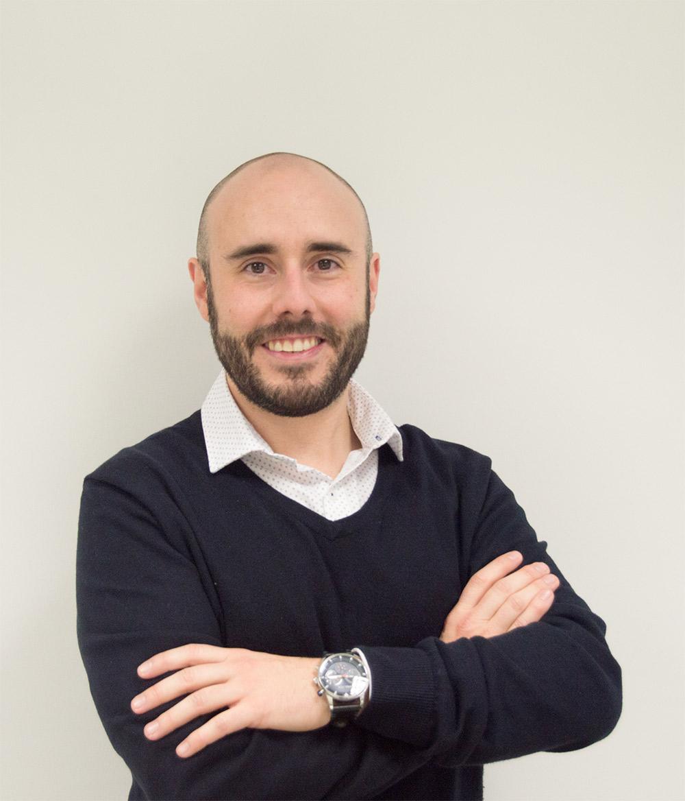 Ion Sevillano, Director de marketing digital de e-Darwin