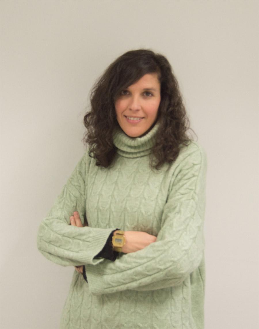 Lidia Zamora Carrasquilla, copywriter y storyteller de e-Darwin